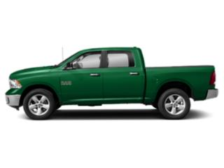 Bright Green 2019 Ram Truck 1500 Classic Pictures 1500 Classic SLT 4x2 Crew Cab 6'4 Box photos side view