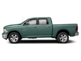 Light Green 2019 Ram Truck 1500 Classic Pictures 1500 Classic Big Horn 4x2 Crew Cab 5'7 Box photos side view