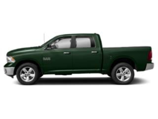 Timberline Green Pearlcoat 2019 Ram Truck 1500 Classic Pictures 1500 Classic SLT 4x2 Crew Cab 5'7 Box photos side view