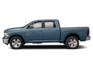 Robin Egg Blue 2019 Ram Truck 1500 Classic Pictures 1500 Classic SLT 4x2 Crew Cab 6'4 Box photos side view