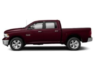 Delmonico Red Pearlcoat 2019 Ram Truck 1500 Classic Pictures 1500 Classic SLT 4x2 Crew Cab 5'7 Box photos side view