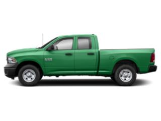 Bright Green 2019 Ram Truck 1500 Classic Pictures 1500 Classic Express 4x2 Quad Cab 6'4 Box photos side view