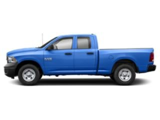 New Holland Blue 2019 Ram Truck 1500 Classic Pictures 1500 Classic Express 4x4 Quad Cab 6'4 Box photos side view
