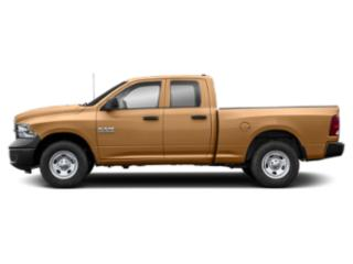 Power Tan 2019 Ram Truck 1500 Classic Pictures 1500 Classic Tradesman 4x4 Quad Cab 6'4 Box photos side view