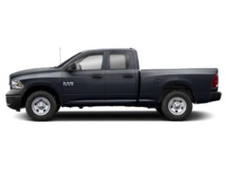 Midnight Blue Pearlcoat 2019 Ram Truck 1500 Classic Pictures 1500 Classic Express 4x2 Quad Cab 6'4 Box photos side view
