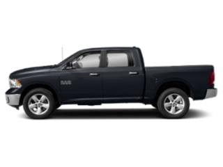 Midnight Blue Pearlcoat 2019 Ram Truck 1500 Classic Pictures 1500 Classic Lone Star 4x2 Crew Cab 6'4 Box photos side view