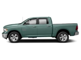 Light Green 2019 Ram Truck 1500 Classic Pictures 1500 Classic Lone Star 4x2 Crew Cab 6'4 Box photos side view
