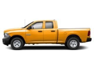 School Bus Yellow 2019 Ram Truck 1500 Classic Pictures 1500 Classic Express 4x2 Quad Cab 6'4 Box photos side view
