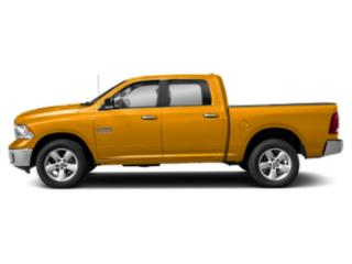 School Bus Yellow 2019 Ram Truck 1500 Classic Pictures 1500 Classic SLT 4x2 Crew Cab 6'4 Box photos side view