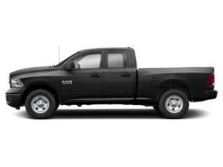 Brilliant Black Crystal Pearlcoat 2019 Ram Truck 1500 Classic Pictures 1500 Classic Express 4x2 Quad Cab 6'4 Box photos side view