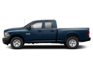 Patriot Blue Pearlcoat 2019 Ram Truck 1500 Classic Pictures 1500 Classic Express 4x2 Quad Cab 6'4 Box photos side view