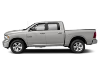 Bright Silver Metallic Clearcoat 2019 Ram Truck 1500 Classic Pictures 1500 Classic Lone Star 4x2 Crew Cab 6'4 Box photos side view