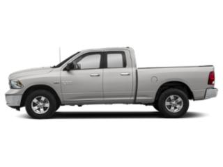 Bright Silver Metallic Clearcoat 2019 Ram Truck 1500 Classic Pictures 1500 Classic Lone Star 4x2 Quad Cab 6'4 Box photos side view