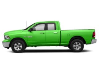 Hills Green 2019 Ram Truck 1500 Classic Pictures 1500 Classic SLT 4x4 Quad Cab 6'4 Box photos side view