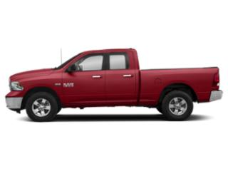 Flame Red Clearcoat 2019 Ram Truck 1500 Classic Pictures 1500 Classic Lone Star 4x2 Quad Cab 6'4 Box photos side view