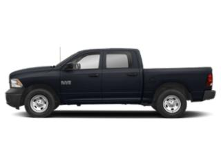 Midnight Blue Pearlcoat 2019 Ram Truck 1500 Classic Pictures 1500 Classic Tradesman 4x2 Crew Cab 6'4 Box photos side view