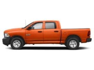 Ignition Orange Clearcoat 2019 Ram Truck 1500 Classic Pictures 1500 Classic Express 4x2 Crew Cab 5'7 Box photos side view