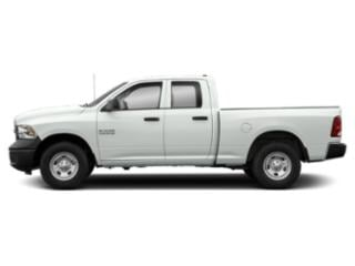 Bright White Clearcoat 2019 Ram Truck 1500 Classic Pictures 1500 Classic Tradesman 4x4 Quad Cab 6'4 Box photos side view