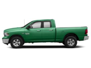 Bright Green 2019 Ram Truck 1500 Classic Pictures 1500 Classic Express 4x4 Quad Cab 6'4 Box photos side view