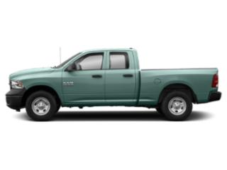Light Green 2019 Ram Truck 1500 Classic Pictures 1500 Classic Express 4x4 Quad Cab 6'4 Box photos side view