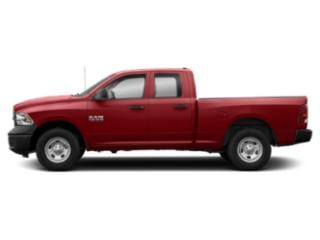 Flame Red Clearcoat 2019 Ram Truck 1500 Classic Pictures 1500 Classic Tradesman 4x4 Quad Cab 6'4 Box photos side view