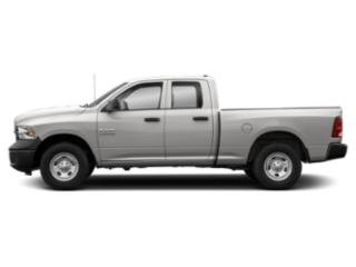Bright Silver Metallic Clearcoat 2019 Ram Truck 1500 Classic Pictures 1500 Classic Tradesman 4x4 Quad Cab 6'4 Box photos side view