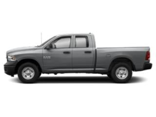 Billet Silver Metallic Clearcoat 2019 Ram Truck 1500 Classic Pictures 1500 Classic Tradesman 4x4 Quad Cab 6'4 Box photos side view