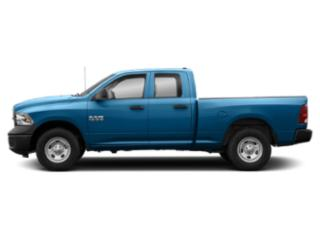 Hydro Blue Pearlcoat 2019 Ram Truck 1500 Classic Pictures 1500 Classic Express 4x4 Quad Cab 6'4 Box photos side view
