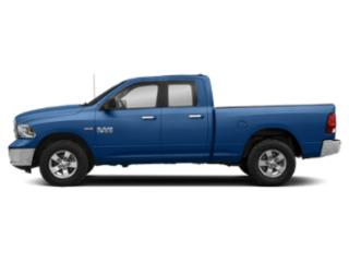 Blue Streak Pearlcoat 2019 Ram Truck 1500 Classic Pictures 1500 Classic Big Horn 4x2 Quad Cab 6'4 Box photos side view