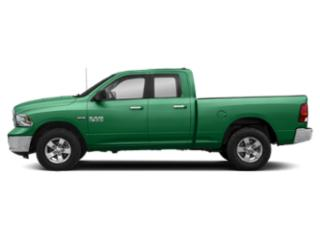Bright Green 2019 Ram Truck 1500 Classic Pictures 1500 Classic Big Horn 4x2 Quad Cab 6'4 Box photos side view