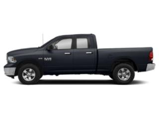 Midnight Blue Pearlcoat 2019 Ram Truck 1500 Classic Pictures 1500 Classic Big Horn 4x2 Quad Cab 6'4 Box photos side view
