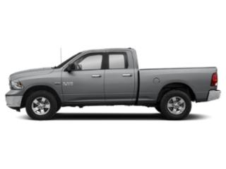 Billet Silver Metallic Clearcoat 2019 Ram Truck 1500 Classic Pictures 1500 Classic SLT 4x4 Quad Cab 6'4 Box photos side view