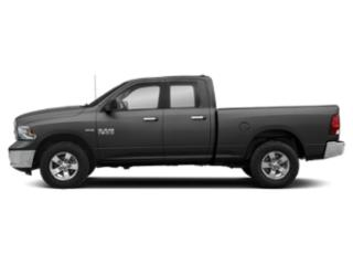Diamond Black Crystal Pearlcoat 2019 Ram Truck 1500 Classic Pictures 1500 Classic Big Horn 4x2 Quad Cab 6'4 Box photos side view