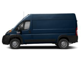 Patriot Blue Pearlcoat 2019 Ram Truck ProMaster Cargo Van Pictures ProMaster Cargo Van 2500 High Roof 159 WB photos side view
