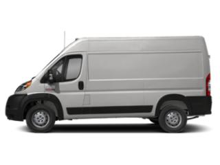 Bright Silver Metallic Clearcoat 2019 Ram Truck ProMaster Cargo Van Pictures ProMaster Cargo Van 2500 High Roof 136 WB photos side view