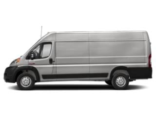 Bright Silver Metallic Clearcoat 2019 Ram Truck ProMaster Cargo Van Pictures ProMaster Cargo Van 3500 High Roof 159 WB EXT photos side view