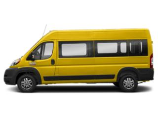 Broom Yellow Clearcoat 2019 Ram Truck ProMaster Window Van Pictures ProMaster Window Van 2500 High Roof 159 WB photos side view