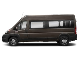Walnut Brown Metallic Clearcoat 2019 Ram Truck ProMaster Window Van Pictures ProMaster Window Van 2500 High Roof 159 WB photos side view