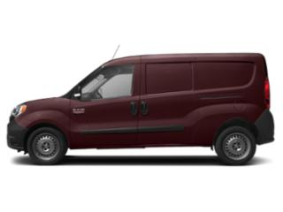 Deep Red Metallic 2019 Ram Truck ProMaster City Cargo Van Pictures ProMaster City Cargo Van Tradesman SLT Van photos side view