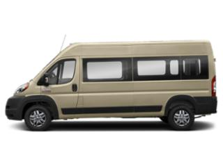 Sandstone Pearlcoat 2019 Ram Truck ProMaster Window Van Pictures ProMaster Window Van 3500 High Roof 159 WB EXT photos side view