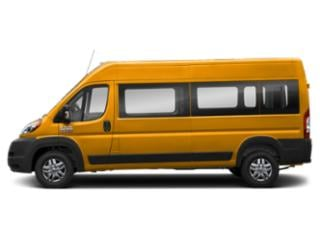 School Bus Yellow 2019 Ram Truck ProMaster Window Van Pictures ProMaster Window Van 3500 High Roof 159 WB EXT photos side view