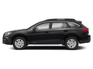 Crystal Black Silica 2019 Subaru Outback Pictures Outback 2.5i photos side view