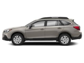 Tungsten Metallic 2019 Subaru Outback Pictures Outback 2.5i photos side view