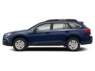 Abyss Blue Pearl 2019 Subaru Outback Pictures Outback 2.5i photos side view