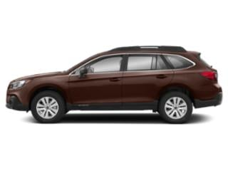 Cinnamon Brown Pearl 2019 Subaru Outback Pictures Outback 2.5i photos side view