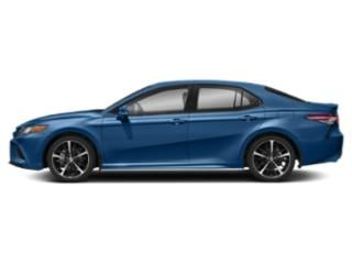 Blue Streak Metallic 2019 Toyota Camry Pictures Camry XSE Auto photos side view