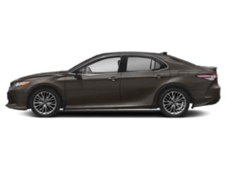 Brownstone 2019 Toyota Camry Pictures Camry XLE Auto photos side view