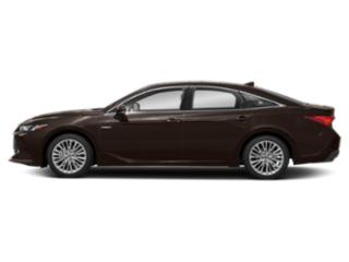 Opulent Amber 2019 Toyota Avalon Pictures Avalon Hybrid Limited photos side view