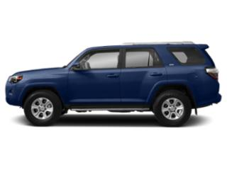 Nautical Blue Metallic 2019 Toyota 4Runner Pictures 4Runner SR5 2WD photos side view