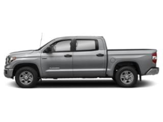 Cement Gray 2019 Toyota Tundra 4WD Pictures Tundra 4WD SR5 CrewMax 5.5' Bed 5.7L FFV photos side view